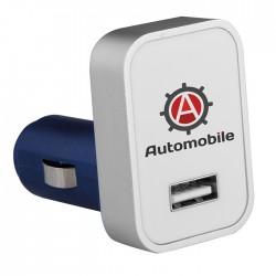 CONFEZIONE 100 CARICATORE AUTO USB