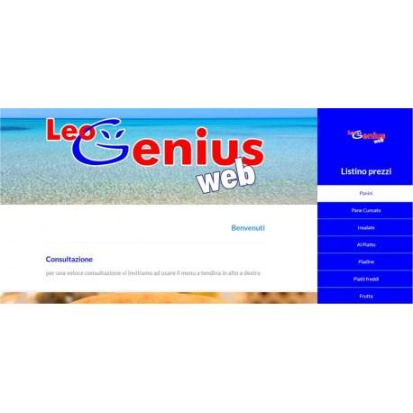 Sito web Vetrina