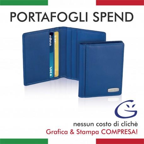 PORTA CARTE DI CREDITO SPEND